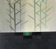 Processualità eidetica (1996) | Pastello su carta | cm 35x47