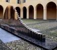 Musei Civici di Reggio Emilia, Sala Esposizioni Chiostri di San Domenico (2005-2006) | Grande ondosauro (2005)