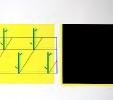 Senza titolo (2014) | Tecnica mista su carta | cm 50x70