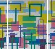 Trittico - 2016 - acrilico su tela - 120x380 cm