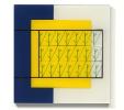 Giardino pensile (2010) | Resina e pigmenti | cm 50x50